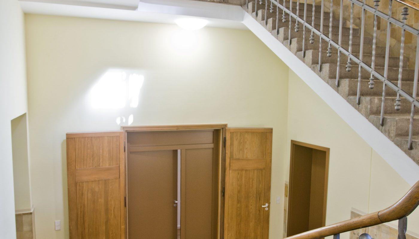 Treppenhaussanierung Von Altbau Modern GmbH